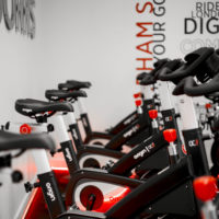 Our Facilities - 18 Spin Bikes
